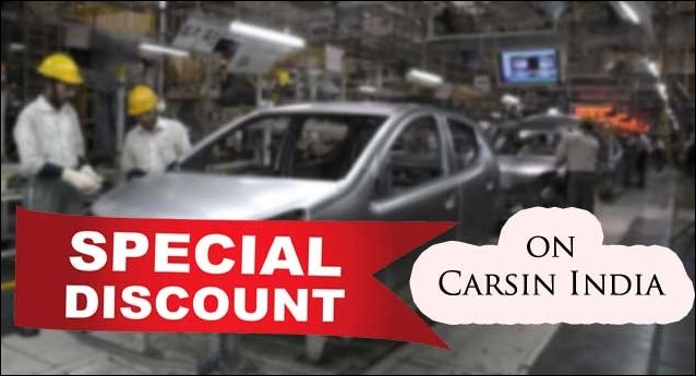 Car Discounts in India - March 2018
