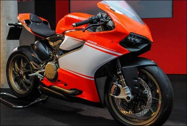 Ducati 1299 Superleggera price in India is 1.12 Crores