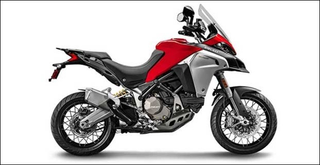 The 17 lakhs priced Multistrada Enduro super bike is expensive than Elantra