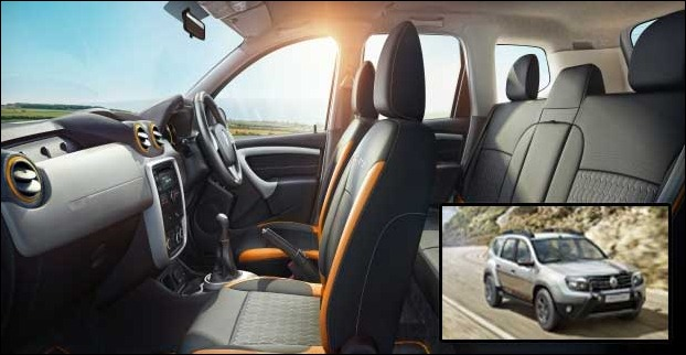 Renault's limited edition version - Duster Explore launched in India