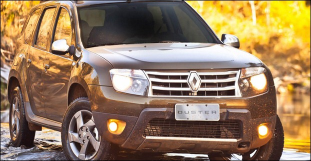 Renault Duster facelift by end of 2015