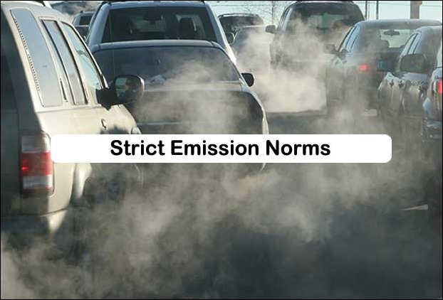 Strict Emission Norms by 2020 will provide environment for electrical cars growth