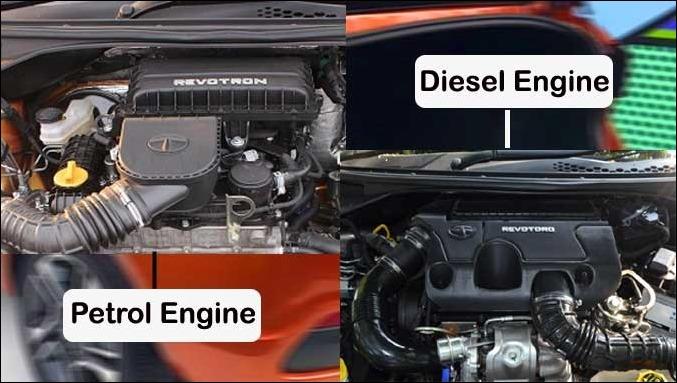Revotron and Revotorq Engines of Tata Tigor