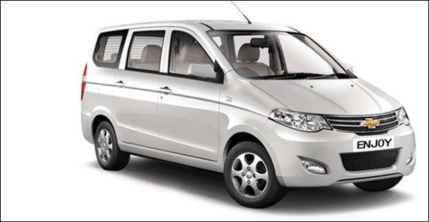 Chevrolet Enjoy MPV prices dropped in India