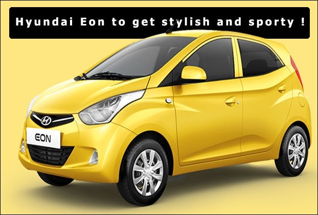 Hyundai Eon has been an stylish and sporty small car in India