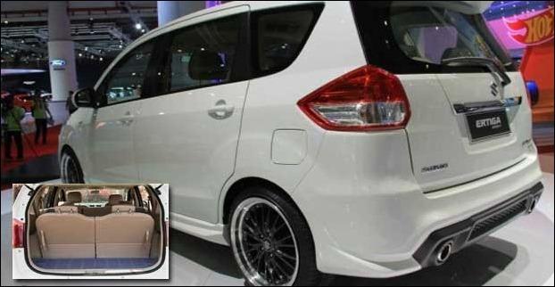 Ertiga's petrol variant gives 14 kmpl mileage whereas the diesel powered Ertiga gives a mileage of 24.52 Kmpl