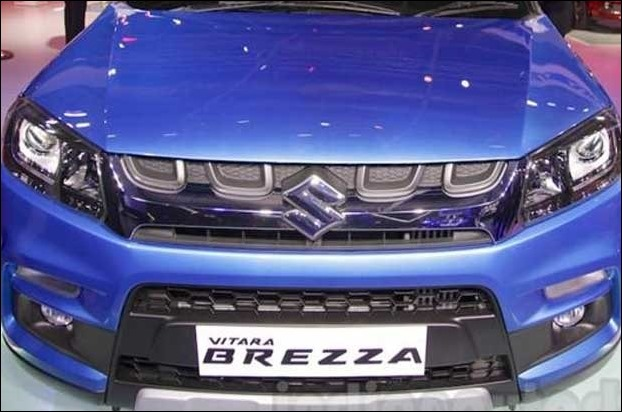 Brezza has 198mm of ground clearance