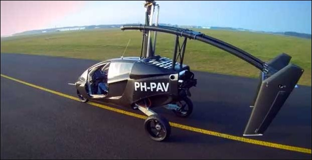 Flying Cars may be a 'reality' in 2-3 years in India