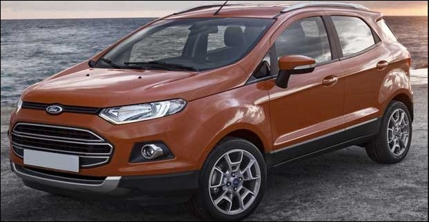 Ford India launches upgraded EcoSport with starting price of RS.679,563