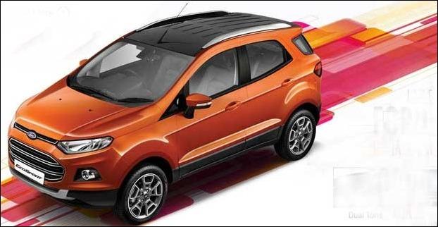 Ford Ecosport 2017 Edition
