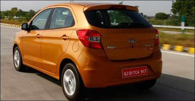 Ford launched all-new Figo at introductory price of RS 4.38 lakh