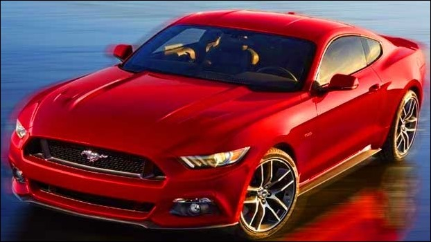 65 lakhs Ford's 'Super Car' Mustang gets an overwhelming sale in India