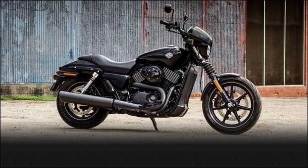 Street 750 model of Harley Davidson is available in India