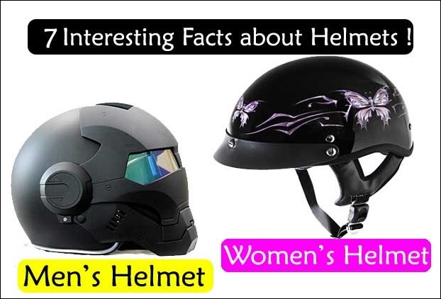 Facts About Helmets that you should know