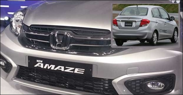 EMI of Rs 787 on Amaze car is being offered these days