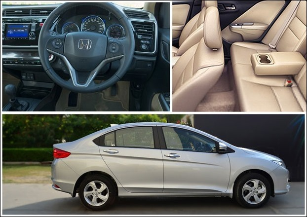 Honda City is the best selling Honda's car for the company 2016
