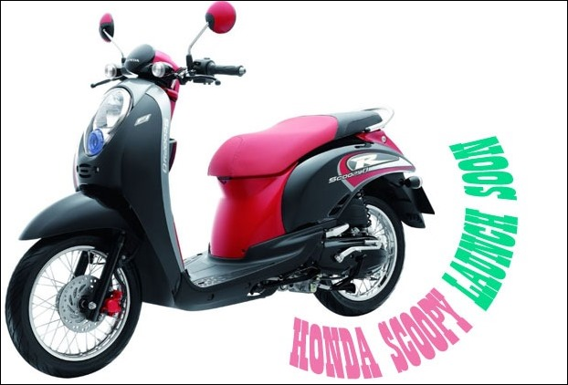 Honda's new retro styled scooter 'Scoopy' geared for a launch in early 2018