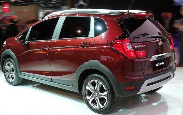 Honda Begins WR-V Crossover hatchback production in India