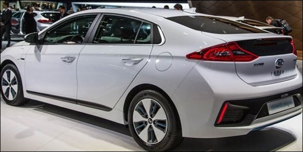 Hyundai will launch its terrific mileage Hybrid car 'Ionic' in India