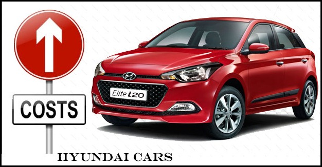 Hyundai Cars costlier upto RS 30,000 from August 2015
