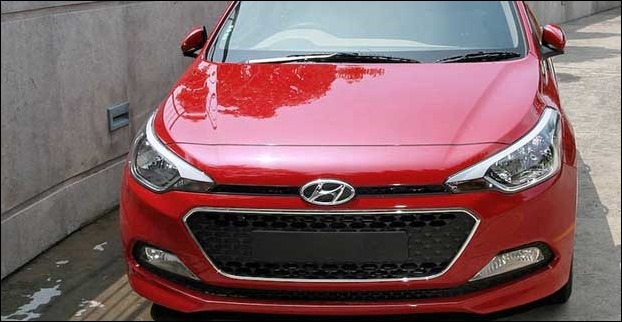 Apart from this Red Passion , the Hyundai Elite i20 comes in 6 more colors
