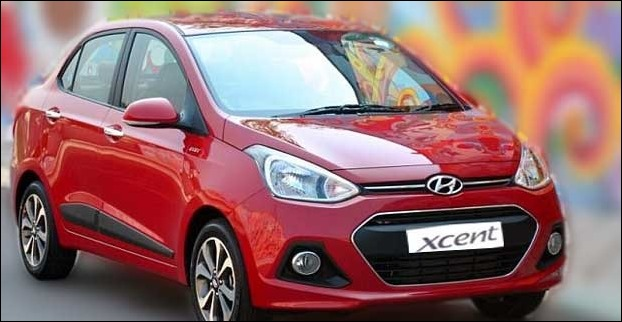 Hyundai Xcent has an ARAI rated fuel efficiency of 24.4 kmpl, while the petrol motor delivers 19.10 kmpl.