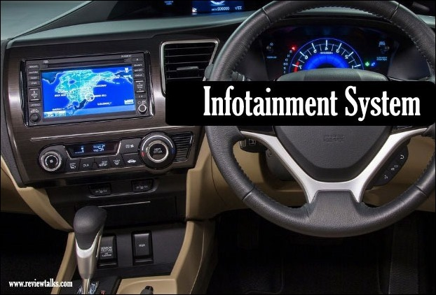 A better infortainment system will make your long Journeys enjoyable and less tiring