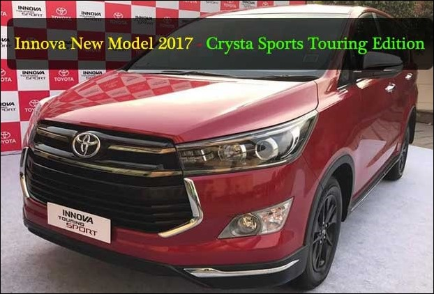 Toyota Innova New Model 2017 Crysta Sports Touring Edition ...