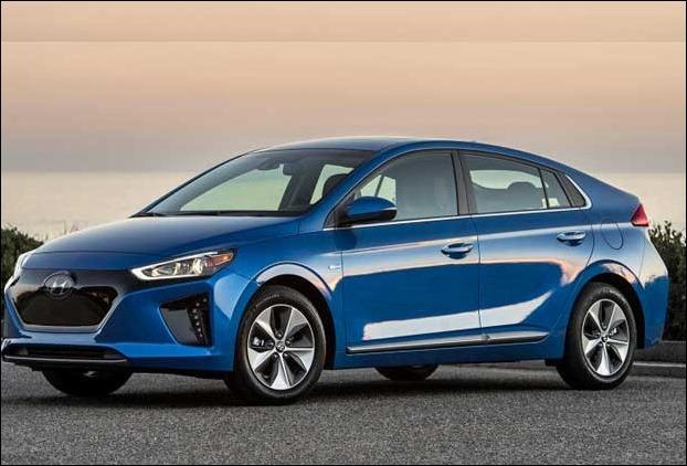 Hyundai Ionic EV India