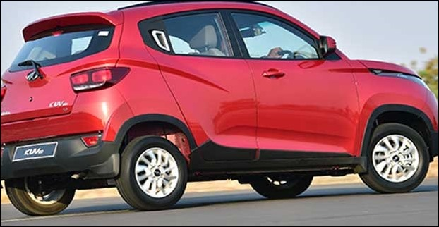 Mahindra KUV100 is amongst the most fuel efficient suv delivering an impressive mileage of 25.32 kmpl