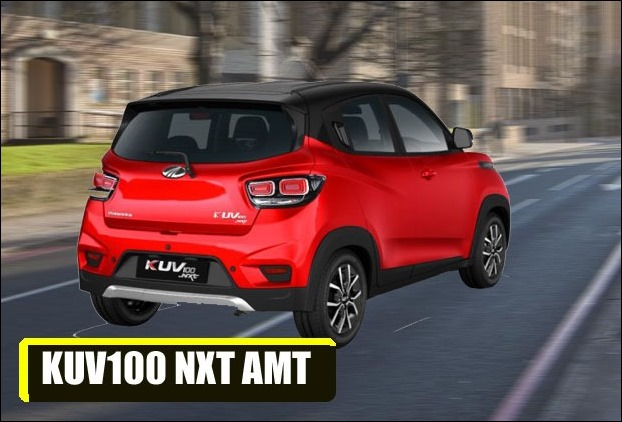Mahindra KUV100 NXT likely to receive AMT version as well