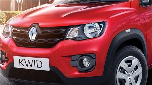 Renault KWID aka the baby duster has been very popular since its launch