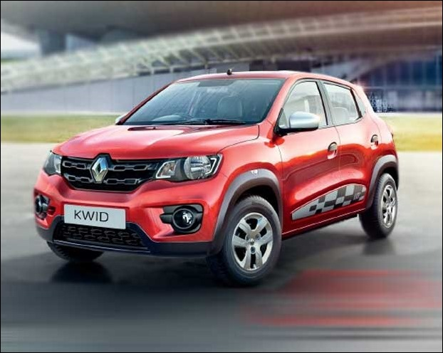 Renault 1000cc 1L Engine KWID bookings
