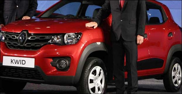 Renault Kwid comes with 1.0-litre engine