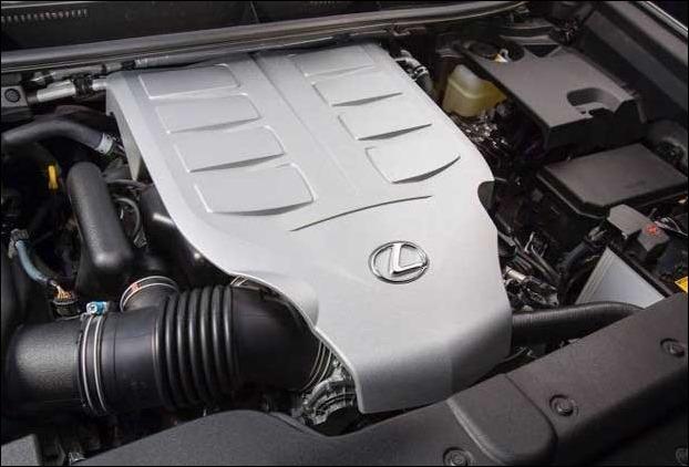 Lexus GX 460 2017 Model V8 Engine generates 301 horsepower