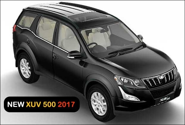 Mahindra XUV 500 new high-tech features 2017 will not be available in W4 base variant