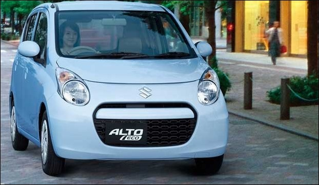 new Alto 800 to be launched in India