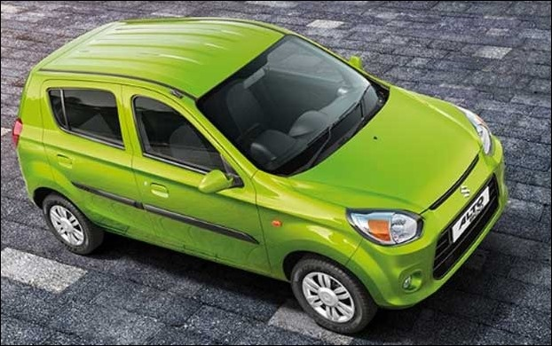 Alto 800 is getting Rs 55,000 discount