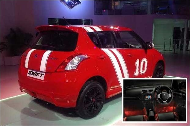 Limited Maruti Swift Version 'Deca' launched in India