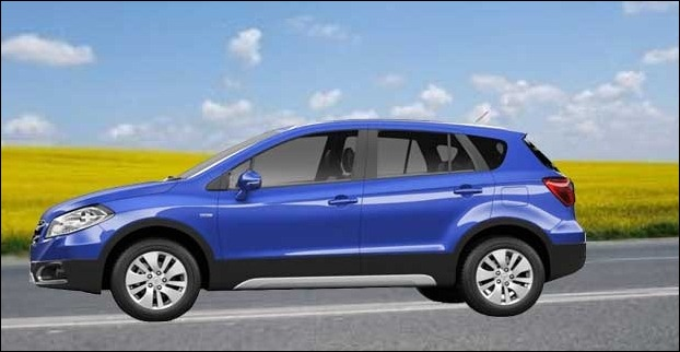 Maruti Suzuki drops prices for S-cross models