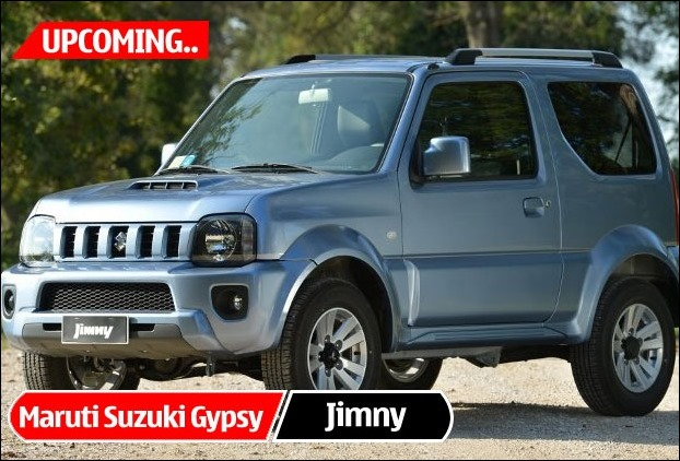 The re-launch possibility of Maruti Gypsy as Jimny can not be ruled out