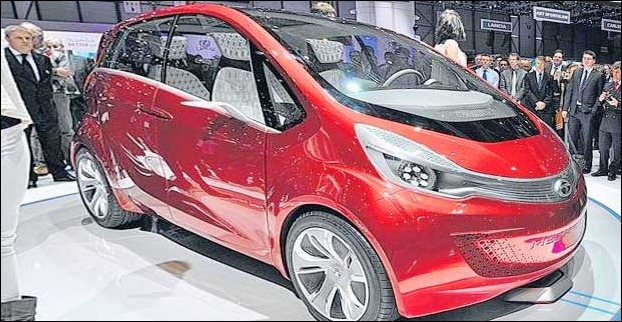 Megapixel hybrid car by Tata to go on sale soon