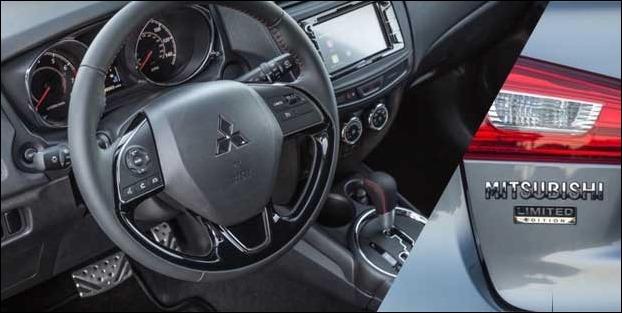 Mitsubishi Outlander Sport LE trim makes a debut at Chigaco Auto Show 2017