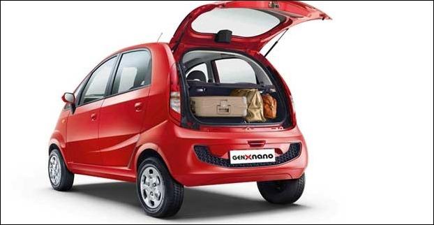 Tata nano GenX Hatchback