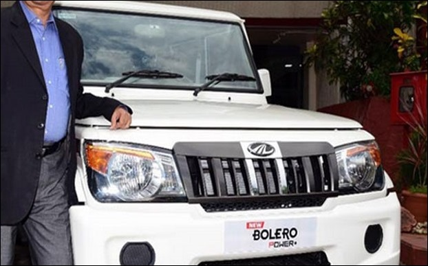new Mahindra Bolero Power+ is 3995 mm in length