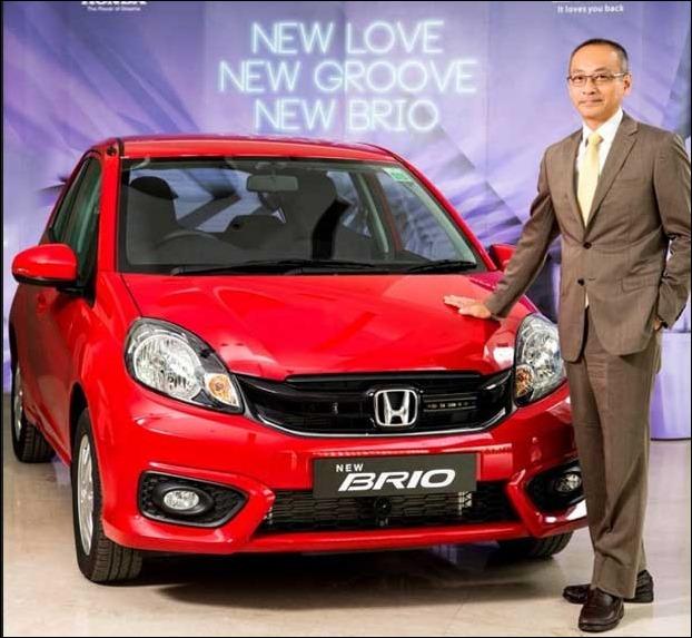 New Honda Brio 2016 Launch