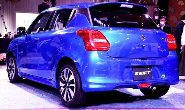 Upcoming Maruti Suzuki 2017 Model in India