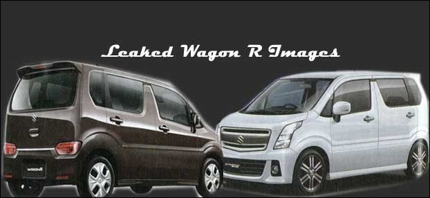 Leaked New Wagon R Model 2017