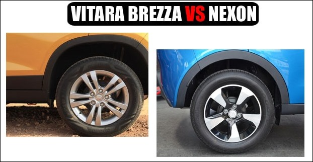 Tata Nexon Engine is More Powerful than Brezza