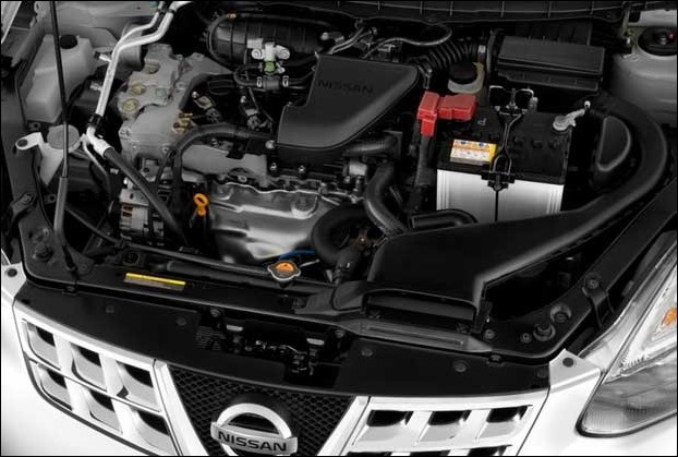 The DOHC engine in Rogue 2016 outputs 170 bhp